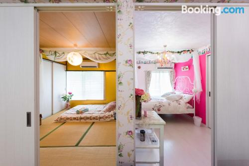 Good choice one bedroom apartment in Tokyo.