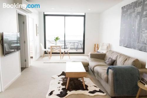 Apartamento de 65m2 en Melbourne con wifi.