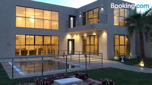 Family apartment in Buraydah. Pool!