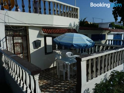 Apartment for six or more in Temara. Spacious!