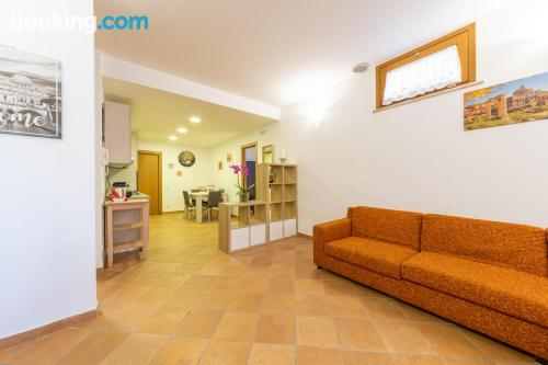 1 bedroom apartment place in Rome. Comfortable!.