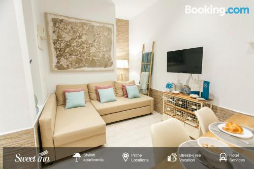 One bedroom apartment in Seville in central location