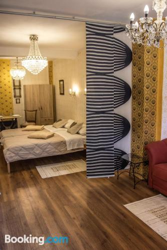 Homey home for 2 people in Subotica.
