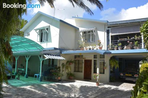 Apartment in Port Mathurin with terrace