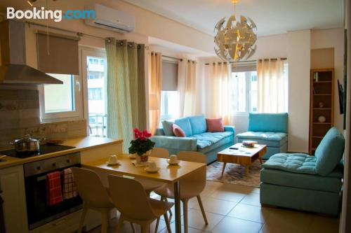 1 bedroom apartment apartment in Volos. Wifi!.