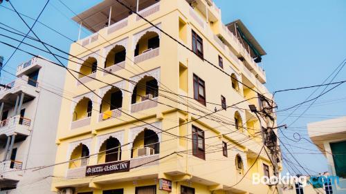 Apartamento en Jaipur con vistas y wifi