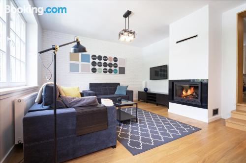 Amplio apartamento en Rzyki ideal para cinco o más