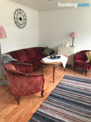 Two rooms apartment in Lyngdal.