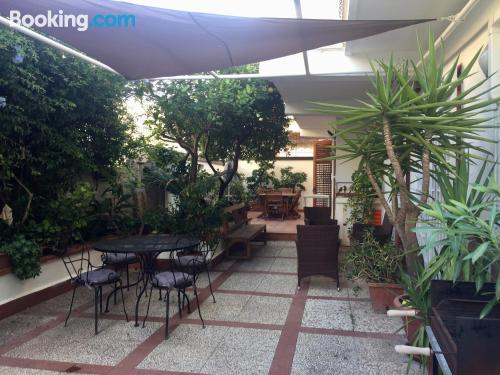 Place in Palermo great for families.