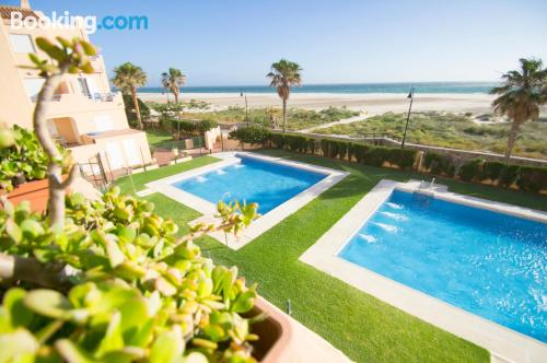 Home with terrace in Tarifa.