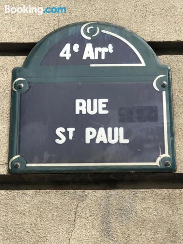 Appartamento a Parigi. Con terrazza!