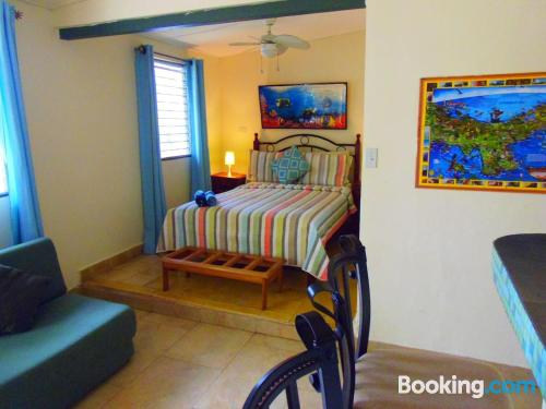 Good choice one bedroom apartment with wifi.