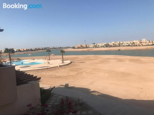 One bedroom apartment in Hurghada with terrace
