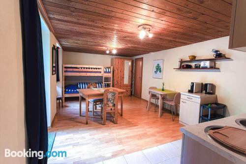 Apartamento con vistas en Cevio.