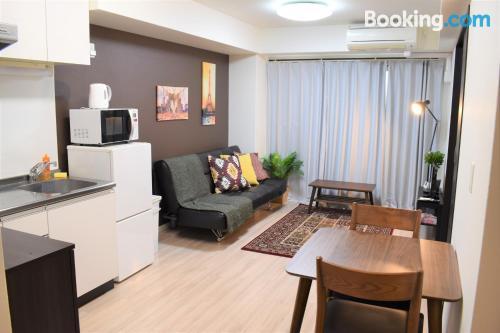 1 bedroom apartment in Osaka.