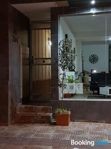 1 bedroom apartment in La Rioja with internet