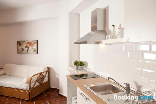 Perfect one bedroom apartment in Kallithea Halkidikis.