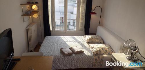 Apartment for 2 in Paris. Perfect!.