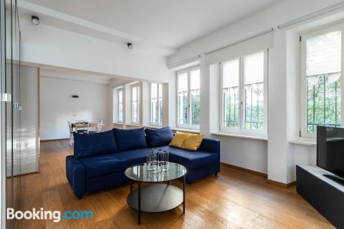 Apartamento en Lugano. ¡65m2!.