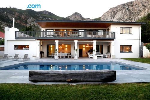 Apartment in Hermanus with terrace.