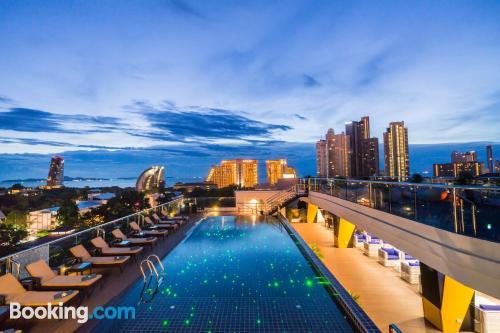Apartamento en Pattaya North con vistas