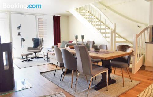 Apartamento de 90m2 en Sjusjøen. Ideal para grupos
