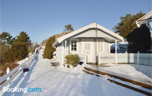 Enjoy in Grebbestad. For 2