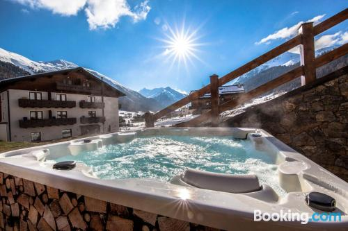 25m2 home in Livigno with heat and internet