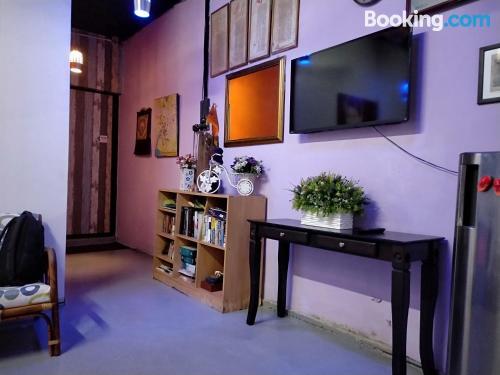 Apartamento en Melaka con wifi