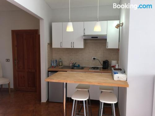 35m2 place in Frascati superb location with terrace.