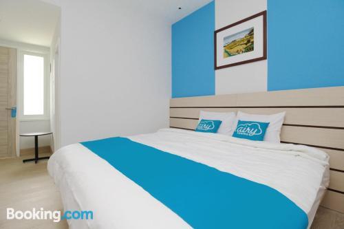 Apartamento con wifi. ¡aire acondicionado!.