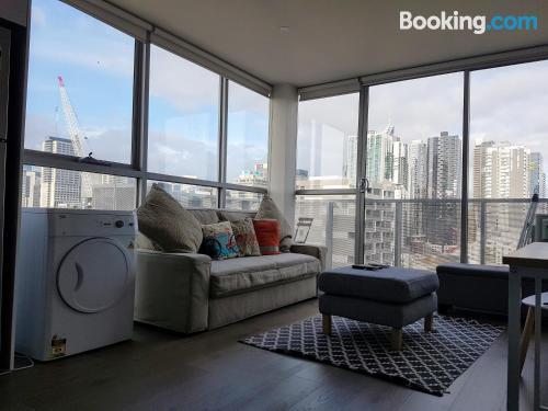Apartamento con vistas en zona centro de Melbourne