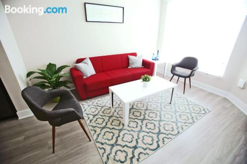 Home for groups with terrace!.