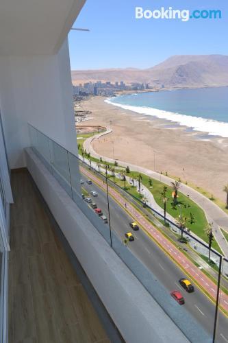 Gran apartamento en Iquique ¡Con terraza!