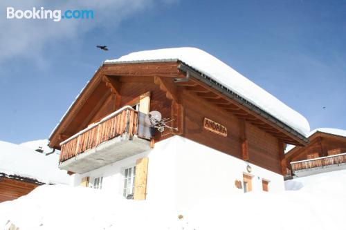 Apartamento en Belalp ideal para familias
