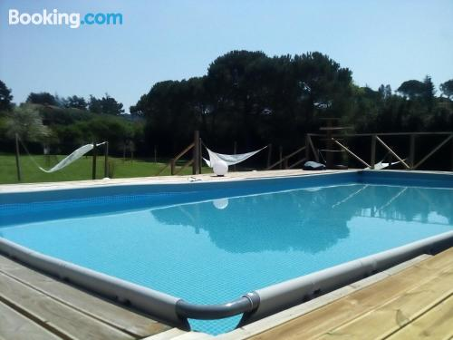 1 bedroom apartment place in Sacrofano with internet.