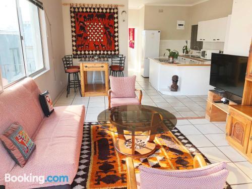 Centric apartment. 60m2!