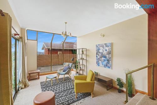 1 bedroom apartment in Hobart.