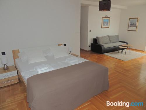 Cuco apartamento en Zagreb con wifi