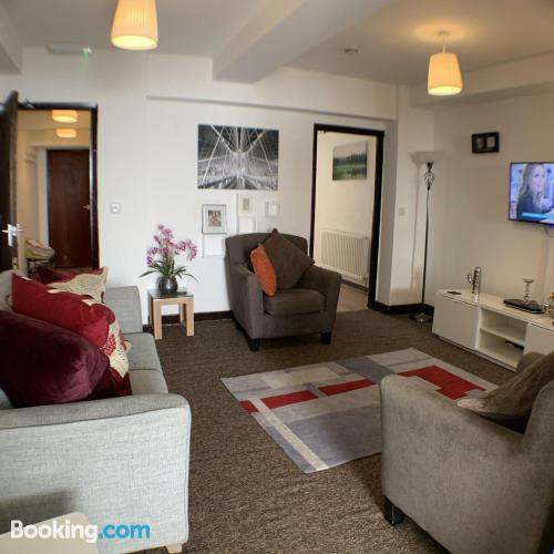 One bedroom apartment apartment in Luton with terrace!.