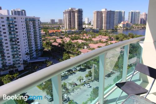Two room home in Sunny Isles Beach. 111m2!
