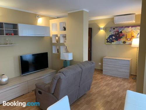 Apartment for two people in Palermo with terrace.