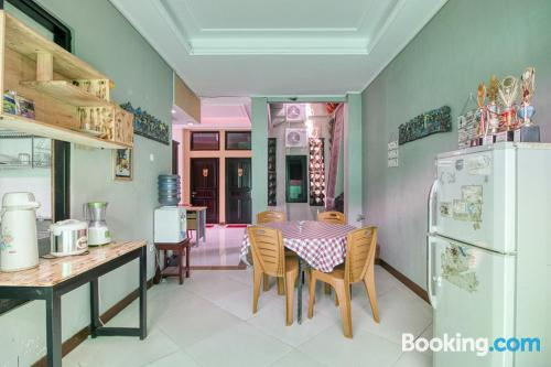 Apartamento en Yogyakarta. Ideal para uno.