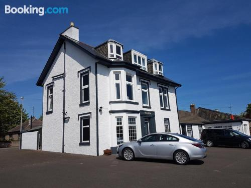Apartment for two in Carnoustie.