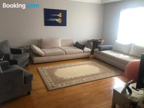 Ideal 1 bedroom apartment in Istanbul.