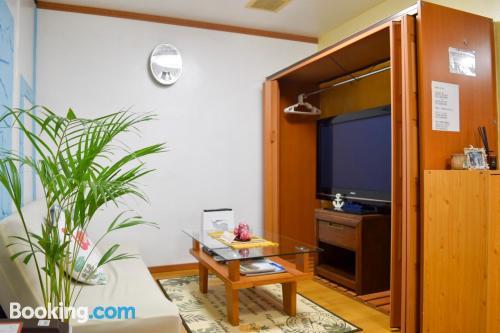 Apartamento para cinco o más en Yomitan
