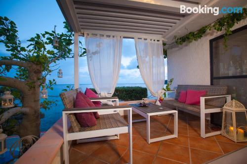 Apartamento con terraza en Castellabate