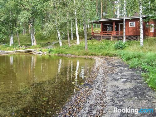 65m2 home in Savonranta great for groups