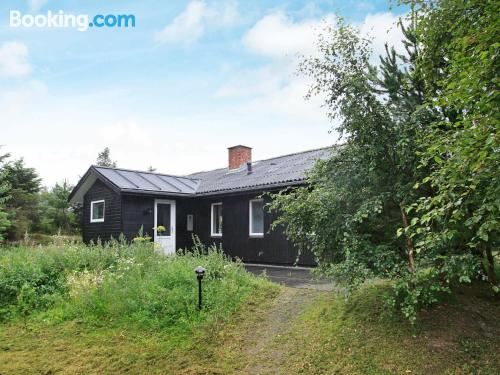 Comfortable apartment in Blåvand with terrace