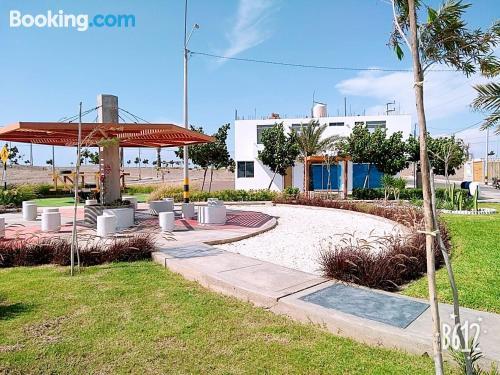 Apartamento de tres habitaciones en Paracas. ¡tres dormitorios!.